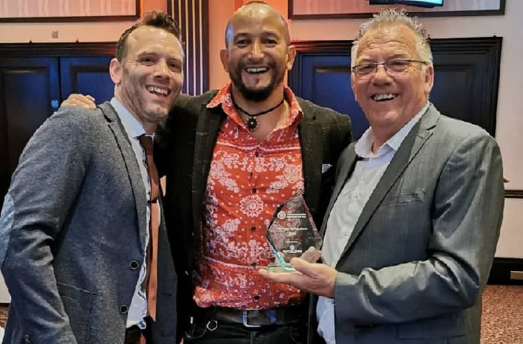 Leighton Buzzard's Jackson and Phillips crowned Garage of the Year