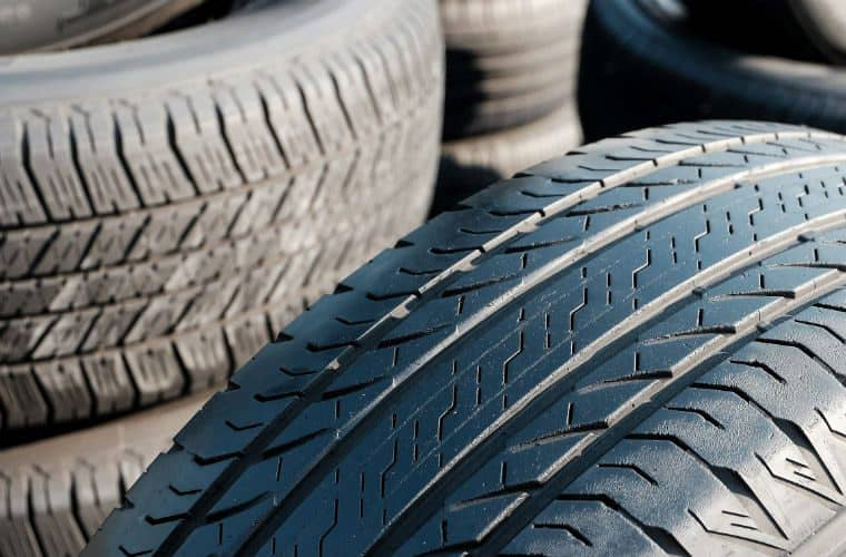 Why we refuse to fit part worn tyres